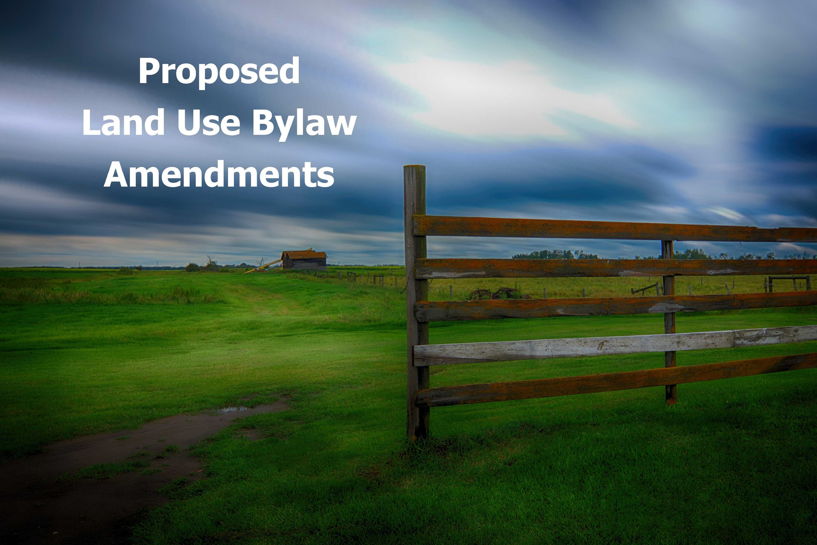 Land Use Bylaw Amendments