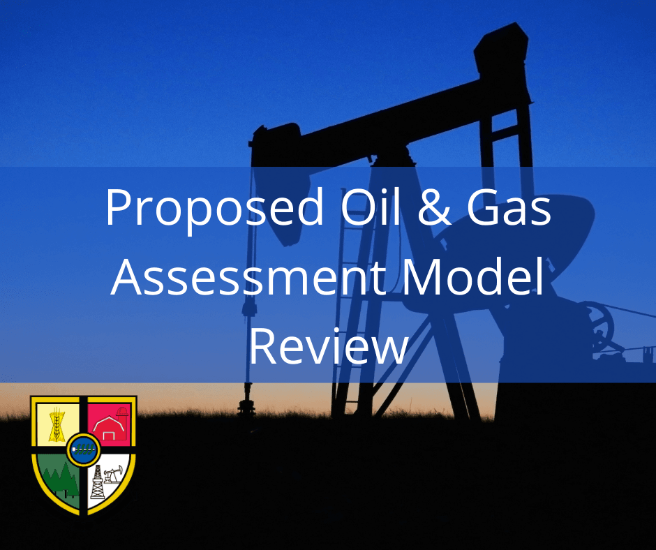 Oil & Gas Assessment Model Review