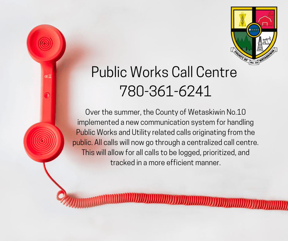 Public Works Call Centre