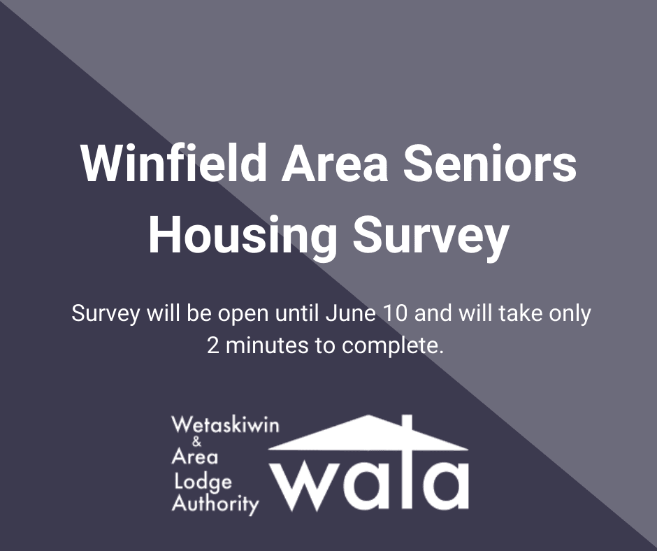 Winfield Area Seniors Housing Survey