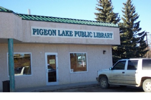 Pigeon Lake Library